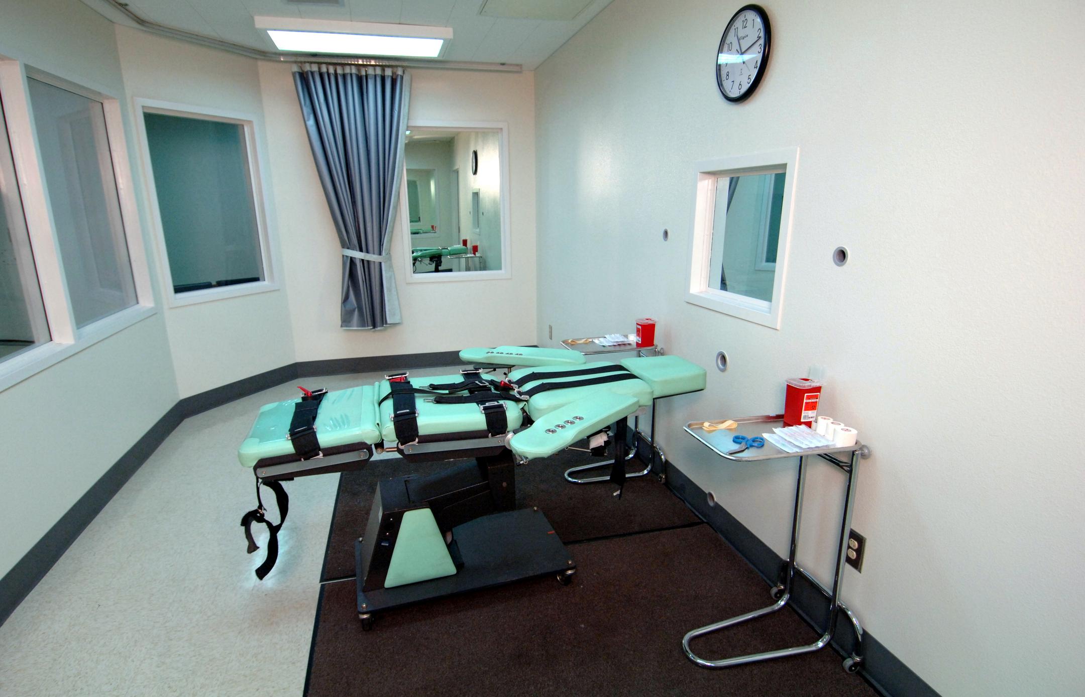 Death Penalty in Texas: Hernandez-Llanas' Execution Set Today
